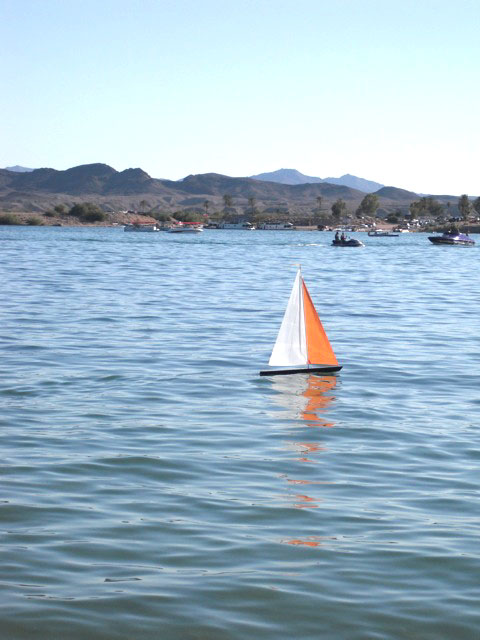 rc sailboat